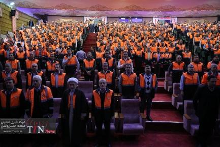 گردهمایی روسای ادارات راهداری و حملونقل جادهای شهرستانهای سراسر کشور