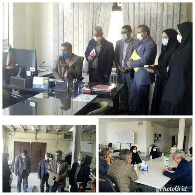 اولین کارگاه مجازی تولید کننده محتوای الکترونیکی برای معلمان در سطح استان