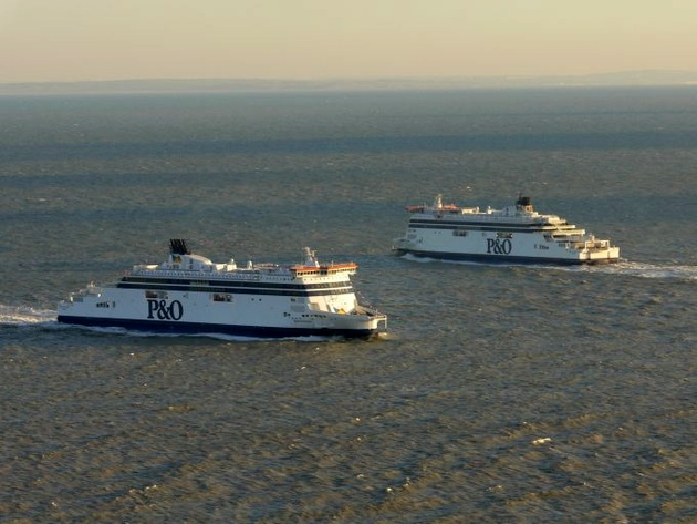 DP World and P&O Ferries offer to transport COVID vaccines to UK for free