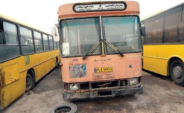 اتوبوسها بر سر دوراهی تولید ملی یا کیفیت
