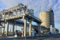 Biggest LNG terminal in the Nordics now open