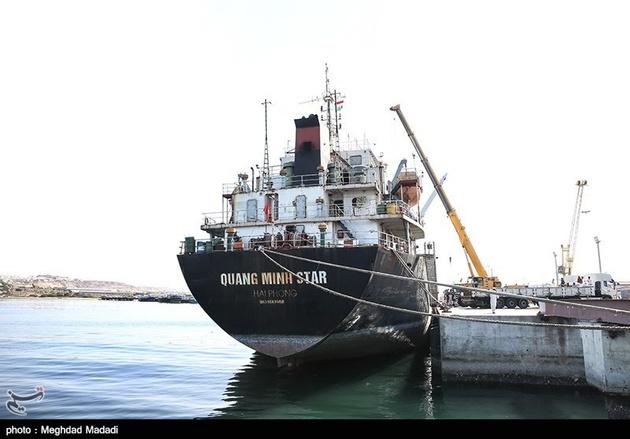 Iran, India Launch Shipping Lane
