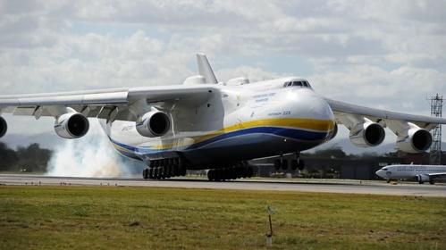 Antonov An-225 آنتونوف