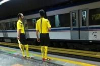 آگاهسازی بیشتر مسافران بافرهنگ صحیح استفاده از مترو