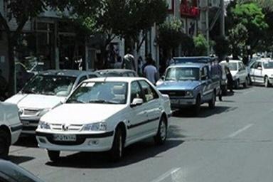 برخورد پلیس با تخلفات ساکن در تهران