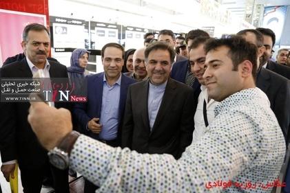 (تصاویر) بازدید آخوندی از فرودگاه امام در آستانه نوروز 97