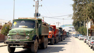گزارش وضعیت طرح نوسازی ۶۵ هزار کامیون فرسوده