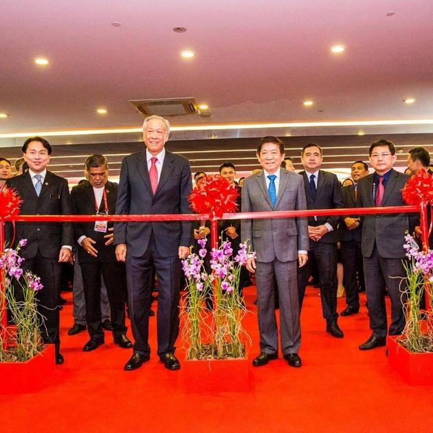 افتتاح کمرونق نمایشگاه هوایی سنگاپور زیر سایه تهدید کرونا