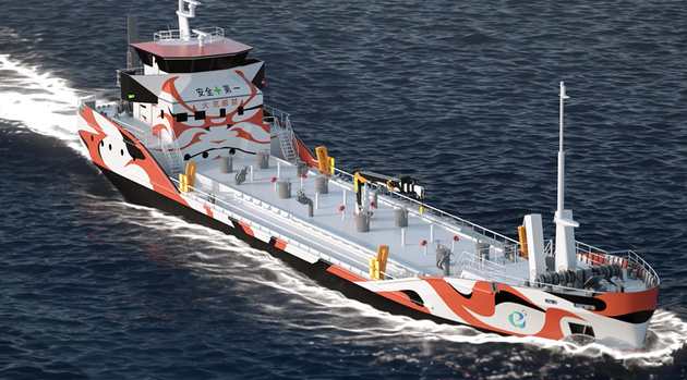 Orders placed for world's first zero-emission electric tankers