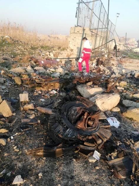 ۱۳ دانشجوی شریف در سقوط هواپیمای اوکراین جان باختند