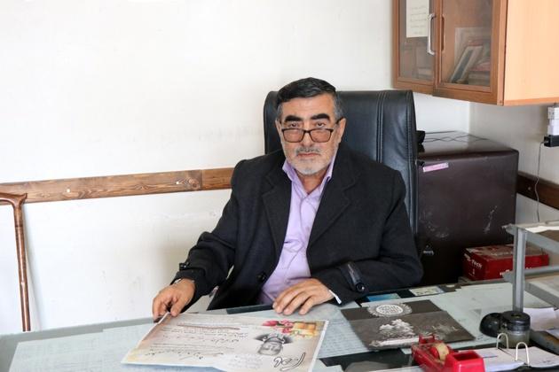 حاج علی عبداللهی پیشکسوت صنف مسافربری قزوین اسمانی شد