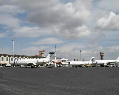 اعزاموپذیرش بیشاز 15هزار مسافر نوروزی در فرودگاه ارومیه