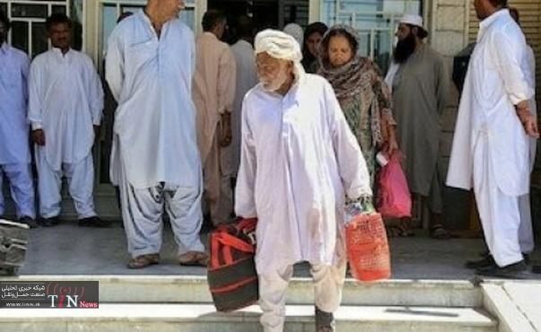 ورود ۱۳ هزار زائر پاکستانی از مرز میرجاوه تا امروز