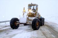 فعالیت 120 اکیپ راهداری در جادههای استان اردبیل
