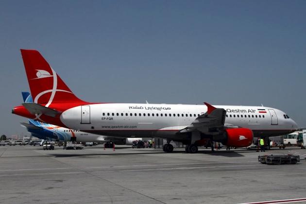 برقراری 3 مسیر پروازی جدید شرکت هواپیمایی قشمایر
