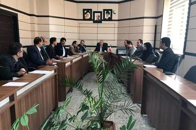 جزئیات برگزاری کمیسیون ماده پنج شهرهای بجنورد واسفراین
