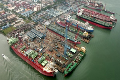 Keppel secures FPSO conversion project from SBM Offshore