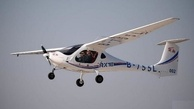 China successfully conducts first test-flight of electric plane