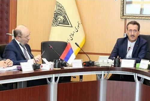 راهکارهای توسعه همکاریهای ریلی بین ایران و روسیه بررسی شد