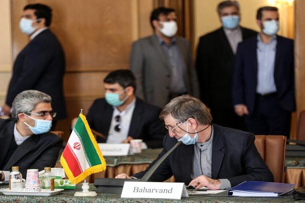 بهاروند: ایران درباره سانحه هواپیمای اوکراینی چیزی برای پنهان کردن ندارد