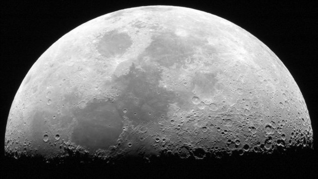 NASA offers 4K tour of the Moon