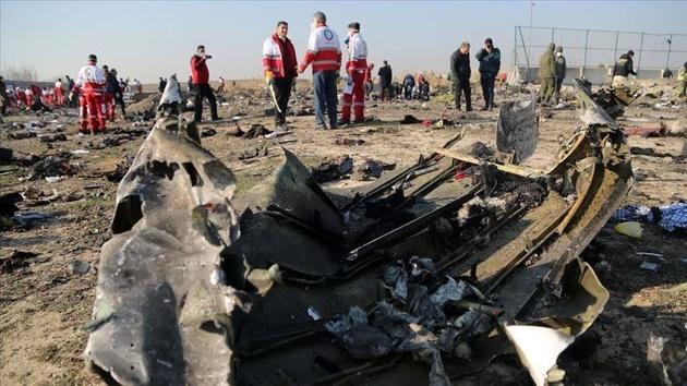 دستگیری چند نفر در رابطه با سقوط هواپیما