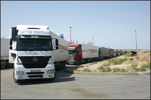 ضربه ای که گرانی کامیون در ایران به ترانزیت زد