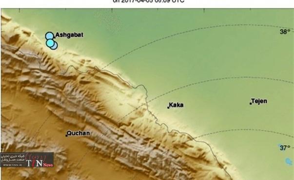 فرماندار فریمان: تنها یک مورد زیرآوارماندگی تاکنون از زلزله سفید سنگ گزارش شده است