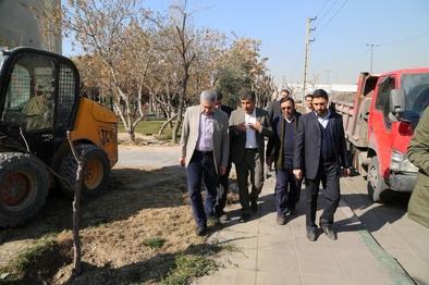 آغاز احداث پهلوگاه تاکسیرانی خط 6 مترو در منطقه15