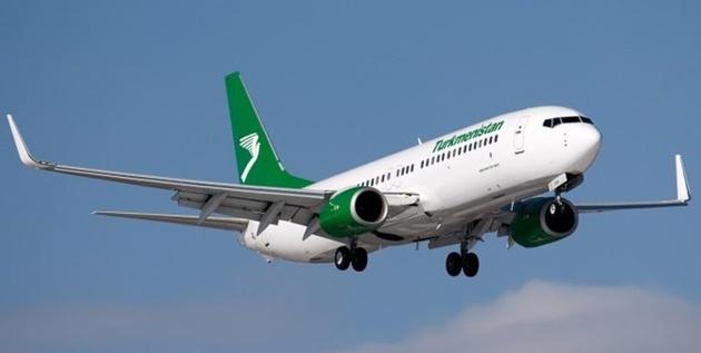 لغو تمام پروازهای شرکت ملی هواپیمایی ترکمنستان به پاریس