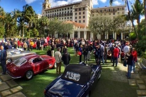 Cavallino Classic ۲۰۱۶ serves up a Ferrari feast - ۱