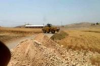 400 کیلومتر از راههای روستایی بخش چاروسا و دیشموک بهسازی شد