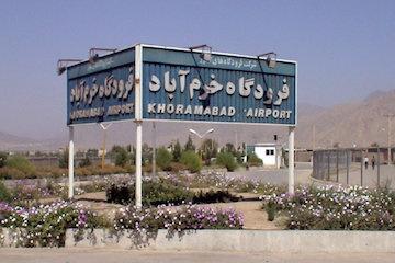 پیشبرد طرح توسعه فرودگاه خرم آباد با مساعدت شرکت فرودگاهها