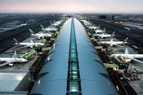 Dubai International Airport tops list as worlds busiest airport in ۲۰۱۵