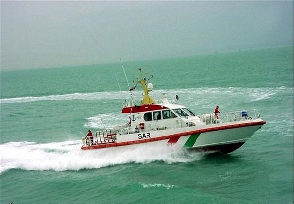 نجات شش دریانورد هرمزگانی در دریای عمان از خطر غرق شدن