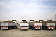 حمل محصولات کشاورزی گلستان با ۱۵ هزار دستگاه کامیون