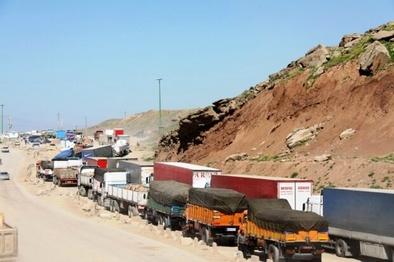 توقف مشکلات تخلیه و بارگیری، صادرات از مرز سومار