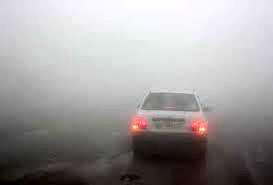 مه در محور سرخس- مشهد