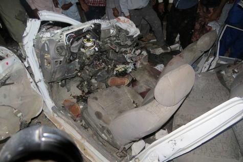 وقوع تصادف مرگبار در محور ریگان -ایرانشهر