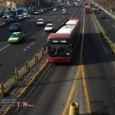 شهر قزوین صاحب خطوط بی آر تی می شود