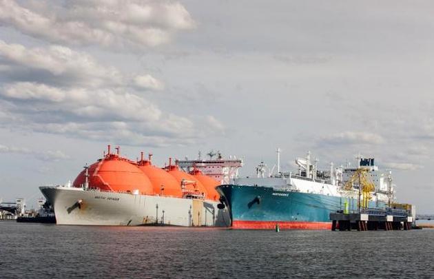Klaipėda LNG Terminal Receives 50th LNG Cargo