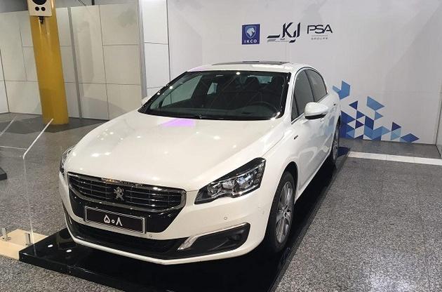 فروش پژو 508 جدید ایران خودرو از امروز آغاز شد (+جزئیات و عکس)