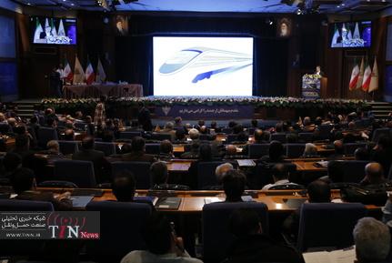 همایش فرصتهای سرمایهگذاری و تامین مالی در حوزه حملونقل ریلی