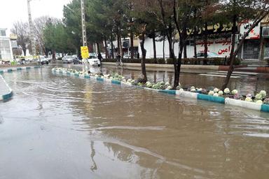 میانگین بارندگی در لرستان به ۴۰ میلیمتر رسید