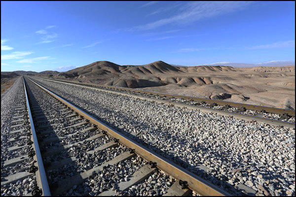 افتتاح رسمی خط آهن قزوین - رشت فردا با حضور رییس جمهور