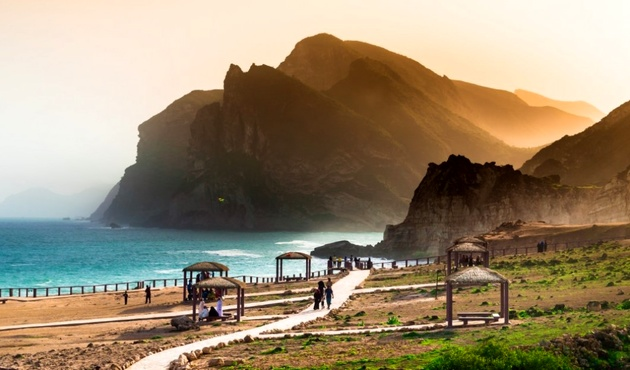 OMANI TOURISM CONTINUES TO INCREASE