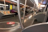 وضعیت متروهای ایتالیا پس از لغو قرنطینه خانگی