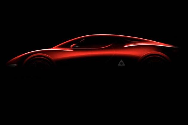 Alfa Romeo to Challenge Ferrari, Porsche With a New Supercar
