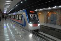 ساعات کاری مترو اصفهان افزایش می یابد