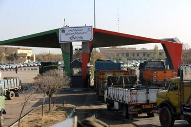 استان قزوین اولین استان مجری تن- کیلومتر